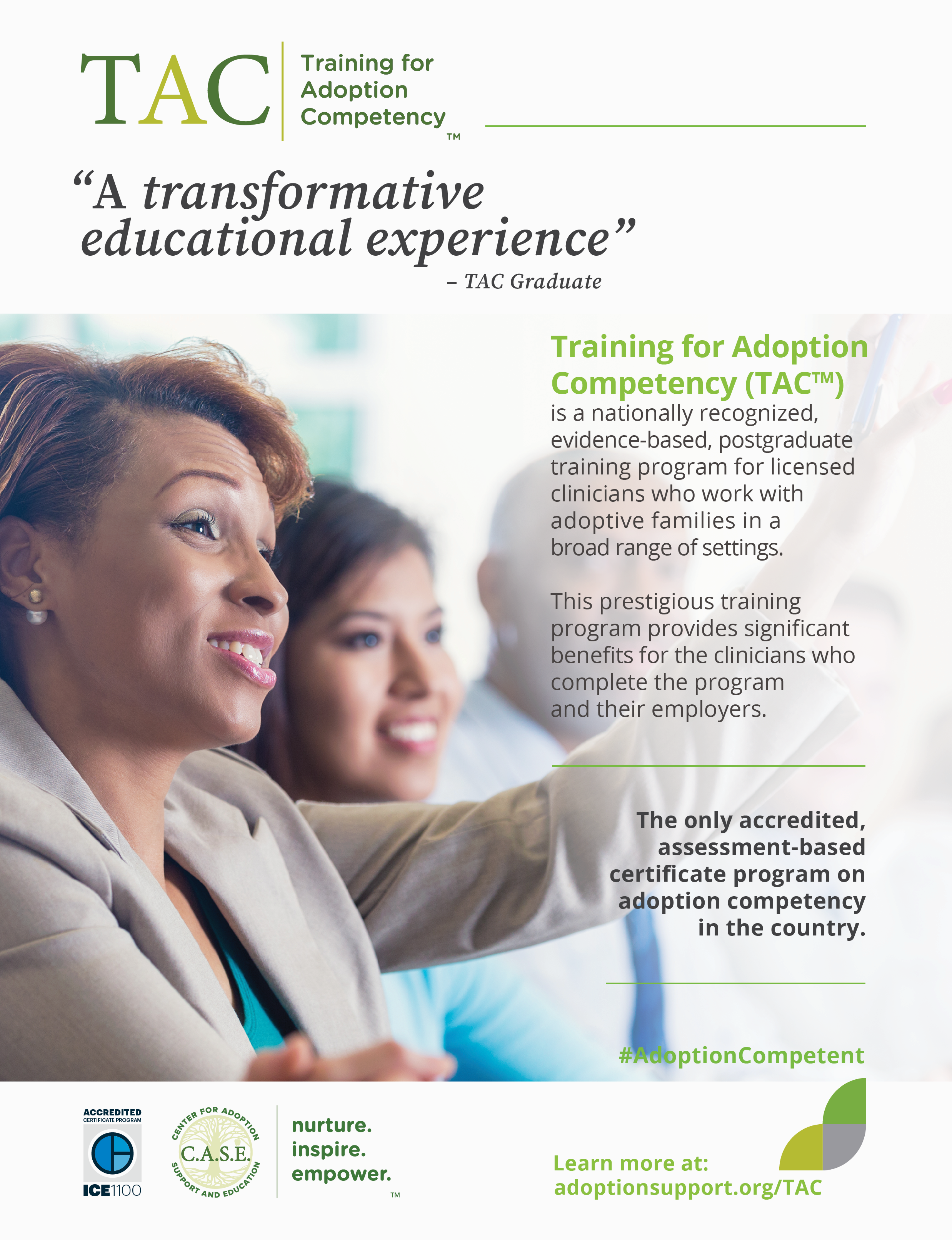 TAC A transformative educational experience